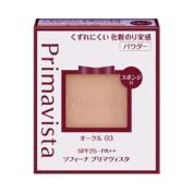 SOFINA PRIMAVISTA Keep Stay Powder Foundation UV Ocher-03 9g Refill