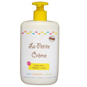 La Petite Creme - 100% Natural 2-in-1 Nappy Care Cleanser & Lotion - Liniment