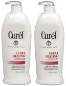 Curel Ultra Healing Body Lotion - 380ml - 2 pk