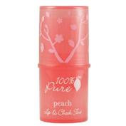 100% Pure Peach Glow Lip & Cheek Tint