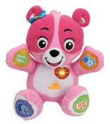 VTech Cora The Smart Cub Plush Toy, Pink