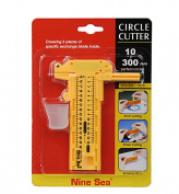 Circle Cutter Round Cutter Leather Craft Tool 1-30cm