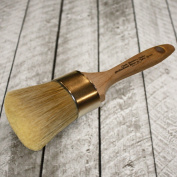 Chalk Painter's Choice-Large Oval Professional Paint & Wax Brush
