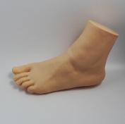 CHENGYIDA Female Left Vivid Foot Mannequin Jewerly Sandal Shoe Sock Display Art Sketch