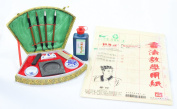 All in 1 - Nice Chinese Calligraphy Brush Pen Paper Ink Writing Painting Sumo Box Gift Set