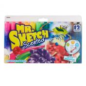 Sanford Mr. Sketch Assorted Scent Markers 12 Pack