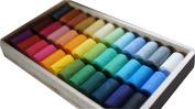 Gondola soft pastel colours set 36