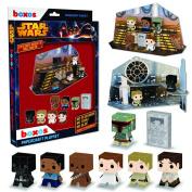 Stars Wars Boxos Papercraft Playset [Craft]