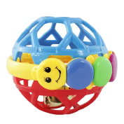 Baby Newborns Rattles Cute Toys Pleastic Baby Rattles Grasping Bell Ball Sound Educational Toys Products Ty580