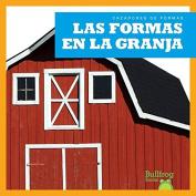 Las formas en la granja / Shapes on the Farm (Spanish edition)