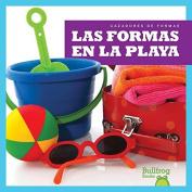 Las formas en la playa / Shapes by the Sea (Spanish edition)
