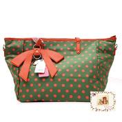MSM Orginal Fashion Polka Dot Candy Colours Handbag