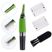 Micro Touch Max Nose Ear Neck Eyebrow Hair Trimmer Remover Cleaner Shaver