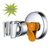 Phoneix Adjustable Attachable Rotatable Chromed Shower Head Holder Beautiful Charming