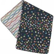 Japanese Hand Towel Candy 90cm X 34cm Cool Kimono Design Print