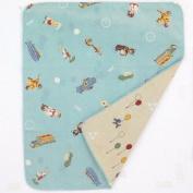 Japanese Hand Towel Toys 90cm X 34cm Cool Kimono Design Print