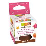 Natural Brown Food Colourant 10g