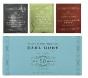 Harney & Sons Earl Grey 50 Tea Bags (With Bonus 1 Green Citrus Ginkgo,1 Decaff Earl Grey,1 Cinnamon Spice) Total of 53 Tea Bags