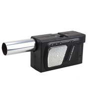 Portable Outdoor Barbecue Camping Electricity BBQ Fan Air Blower Ventilator Bellows