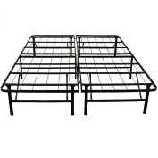 Classic Brands 36cm Hercules Platform Heavy Duty Metal Bed Frame/Mattress Foundation, Twin Extra Long