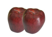 HotEnergy Fruit superb fake model props Red Delicious artificial Prop