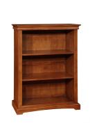 Bolton Furniture 8660700 Cambridge Bookcase, Chestnut