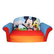 Spin Master Marshmallow Mickey Mouse Flip-Open Sofa