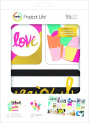 Project Life Mix & Match Foil Mini Value Kit