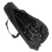 SUPON 85CM 34-inch Zipper Photography Photo Light Stand Tripod Carrying Bag Case Monopod Backpack