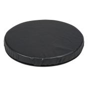 HealthSmart Deluxe Swivel Seat Cushion, Black Leatherette