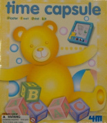 Time Capsule Plaster Foot Print Kit