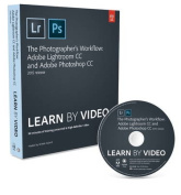 The Photographer's Workflow - Adobe Lightroom CC and Adobe Photoshop CC Learn by Video