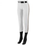 Augusta Sportswear GIRLS' COLLEGIATE LOW RISE SOFTBALL PANT