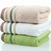 Moolecole Luxury Bath Towel Bamboo Fibre Bath Towel Super Soft & Extra-absorbent 590gram,70cm x 140cm