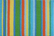 Jellybean Rug - Beach Chair Stripe