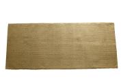 Emerald Wholesale Solid Berber Carpet Runner Rug/Mat, 60cm by 150cm , Tan