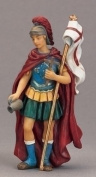 Roman Patrons & Protectors St. Florian * Saint Catholic Confirmation Santo
