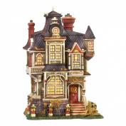 Dept 56 All Hallows Eve Barleycorn Manor