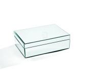 Medium Glass Jewellery Box Colour