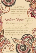 Willowbrook Fresh Scents Scented Sachet - Amber Spice