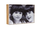 Natural Wood Back Magnet Frame by Canetti-13cm x 18cm