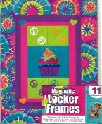 MAGNETIC LOCKER FRAMES