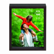 Prinz Vista Shadowbox Wood Frame with Espresso Veneer, 20cm by 25cm