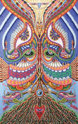 Sunshine Joy® 3D Yes Yes Yes No No No Tapestry - Artwork By Chris Dyer Hanging Wall Art - Beach Wrap - Amazing 3-D Effects