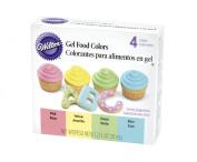 Gel Food Colour Set, 3-Pack
