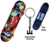 Disney Cars Skateboard-McQueen and Friends
