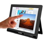 Lilliput FA1000T001 25cm . 5-Wire Resistive Touch Screen Monitor With HDMI, Dvi, VGA And AV Input FA1000-NP-C-T