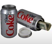 Diet Coke Stash Safe Diversion Can,hidden safe,portable safe,security safe, Model