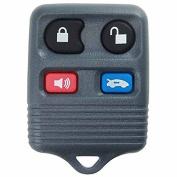 KeylessOption Replacement 4 Button Keyless Entry Remote Control Key Fob Compatible with CWTWB1U343 CWTWB1U313