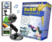 Zu3D Animation Kit for Windows PCs, Apple Mac OS X and iPad iOS